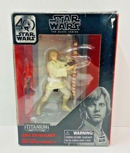 Hasbro Luke Skywalker Star Wars Black Series #3