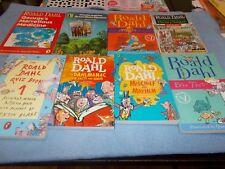 Roald Dahl books x8 See description