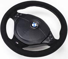 M-Power Alcantara Volant Multifonctions 4 BMW M3 E46 Volant avec airbag