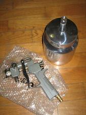 Aerografo pistola per verniciare per compressore ugello diametro mm. 1,5