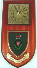 RUC COUNTER TERRORISM UNIT CLASSIC STYLE HAND MADE TO ORDER  WALL CLOCK