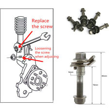 14mm 10.9 Intensity Car Four Wheel Adjustable Camber Bolts for Ford Dodge Honda