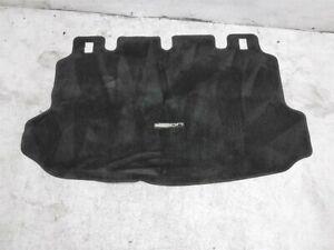 2009 Scion tC CARGO FLOOR CARPET black