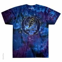 New GRATEFUL DEAD MYSTICAL STEALIE Tie Dye  LICENSED CONCERT BAND  T Shirt