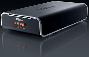 Trek Stor /Trekstor Maxi z.ul 3,5 Festplatten Gehäuse ohne Netzteil & Festplatte