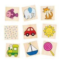 Memospiel Memorie Memory Spiel Legespiel 16 Karten
