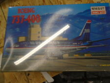 MINICRAFT BOEING 737-400 PLANE 1/144 MODEL KIT #14448