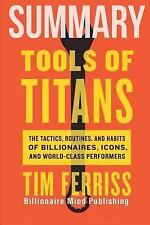 Tools of Titans by Tim Ferriss (Kindle Edition)