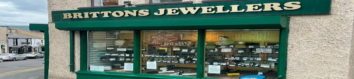 Enter BRITTONSJEWELLERY Shop