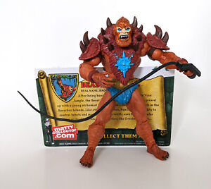 MOTUC Masters Universe Heman Classics Mattel Mattycollector BEAST MAN