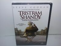 Tristram Shandy A Cock and Bull Story (DVD, Region 1, Canadian) NEW - Extras