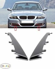 BMW 3 E90/E91 2008 - 2012 NEW FRONT BUMPER FOG GRILLE MOULDING LEFT + RIGHT