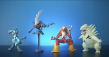 """Pokemon Build /""""BANDAI SHODO 3/"""" Lucario Darkrai Tyranitar Jap Blaziken"""