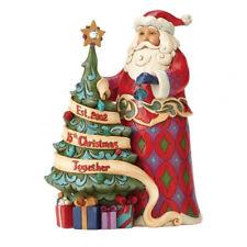 15TH Jubiläum Jim Shore Weihnachtsmann