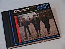 The Jam - Snap! - Limited Edition Hip-O-Select Hardback Book 3 CD (EX)