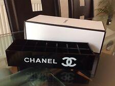 Make UP Box Scatola Cosmetici Lipstik Titolare Organizer CHANEL