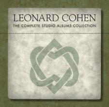 Leonard Cohen, The Complete Studio Albums Collection, 11 CD-Box, neu + ovp!