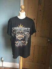 2015 Summer Breeze'Artist' festival t-shirt signed by Dani Filth