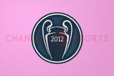 UEFA Champions League Winner 2012 Chelsea Sleeve Soccer Patch / Badge