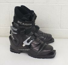 Garmont Libero 3-Pin Nordic Norm Telemark Ski Boots w/Scarpa Liners Women's 6.5