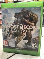 Ghost Recon Breakpoint + dlc Ita XBox One NUOVO SIGILLATO