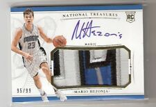 Mario Hezonja 15/16 National Patch Auto RC #105 SN #95/99