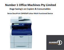 Xerox DocuPrint CM405df  Copy,Network Print/Scan/Email/Fax/ 1 Year Warranty
