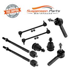 Inner Outer Steering Tie Rod Linkages Stabilizer Bar For 08-14 Dodge Avenger