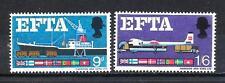 Grande-Bretagne - Great Britain 1967 Yvert n° 463 et 464 neuf ** 1er choix