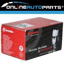 Brembo Front Disc Brake Pad Set suits Daihatsu Charade G102 G200 G203 1.5L 1.3L