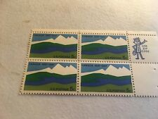 Canada centenary Issue me zip block nh. r-73