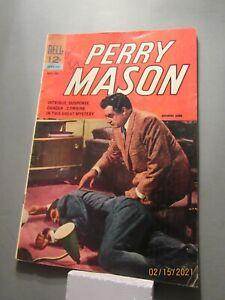 Dell comics  Perry Mason  #2