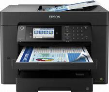Epson WorkForce WF-7840DTWF Stampante Multifunzione a Getto d'Inchiostro a Colori - Nero