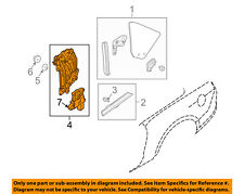 FORD OEM 10-14 Mustang Quarter Window Lift-Regulator ER3Z7630307A