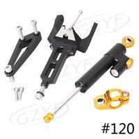 Amortiguador de dirección Kit para Honda CB1300 2003-2011