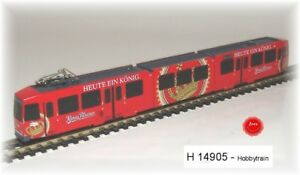 "Hobbytrain 14905  -   Straßenbahn Düwag M8 Mühlheim ""KöPi"" OHNE Sound#NEU in OVP"