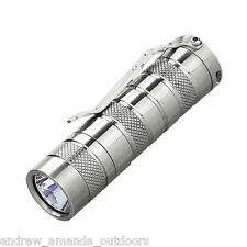 Eagletac D25C Ti 2015 Flashlight 450 Lumens XP-L Hi V3 LED