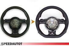 Échange Audi A1, A6, A7, A8 Tunning Volant Multifonctions DSG Aplati S-LINE