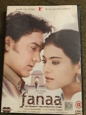 Fanaa - Bollywood Dvd *Aamir Khan-kajol 1 Disc
