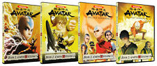 AVATAR - THE LAST AIRBENDER (BOOK 2 - EARTH / VOLUME 1 - 4) (BOXSET) (DVD)