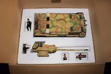 King & Country - WS072 - WW2 German Summer Panther Tank with Crew