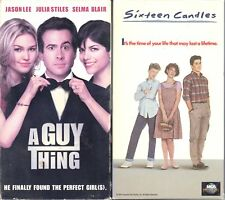 A Guy Thing (VHS, 2003) & Sixteen Candles - 2 VHS