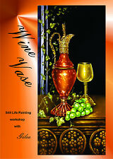 Still Life Oil Painting Lesson by Gilee DVD