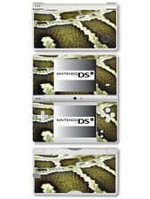 Snake Skin Pattern Vinyl Skin Sticker for Nintendo DSi