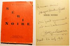 MONTMARTRE/SERIE NOIRE/J.LANCIEN/ED DERNIERE CHANCE/1948/EO/AMI DE CELINE/RARE