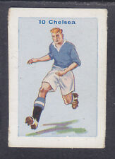 Thomson - Football Team Cards 1934 - # 10 Chelsea