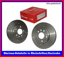 Brembo  Bremsscheiben - ALFA ROMEO 145, 146, 155