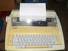 """Elektronische Schreibmaschine """"Brother AX-310"""""""
