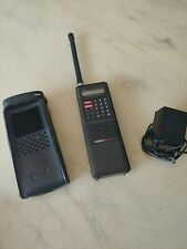 Uniden-Bearcat BC100XLT Handheld VHF/UHF Scanner with Case and Charger.