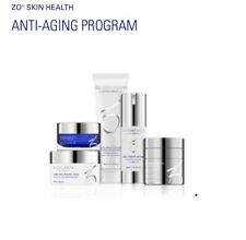 ZO SKIN HEALTH,  ANTI AGING PROGRAM  Zein Obagi